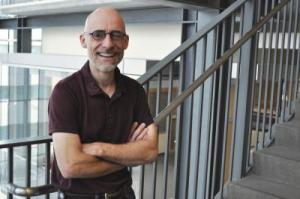 Christof Teuscher (Photo courtesy of Portland State University)